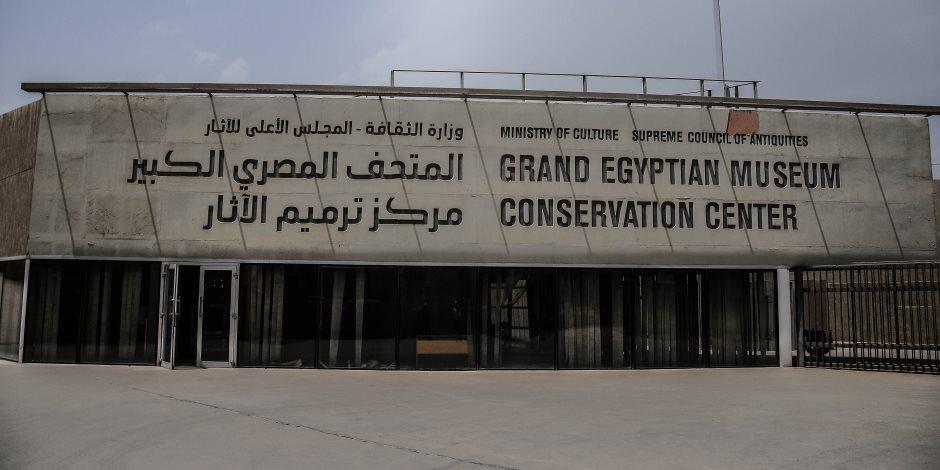 الآثار: المتحف الكبير يبحث الخطوات النهائية للبدء في عملية نقل القطع خلال الفترة المقبلة