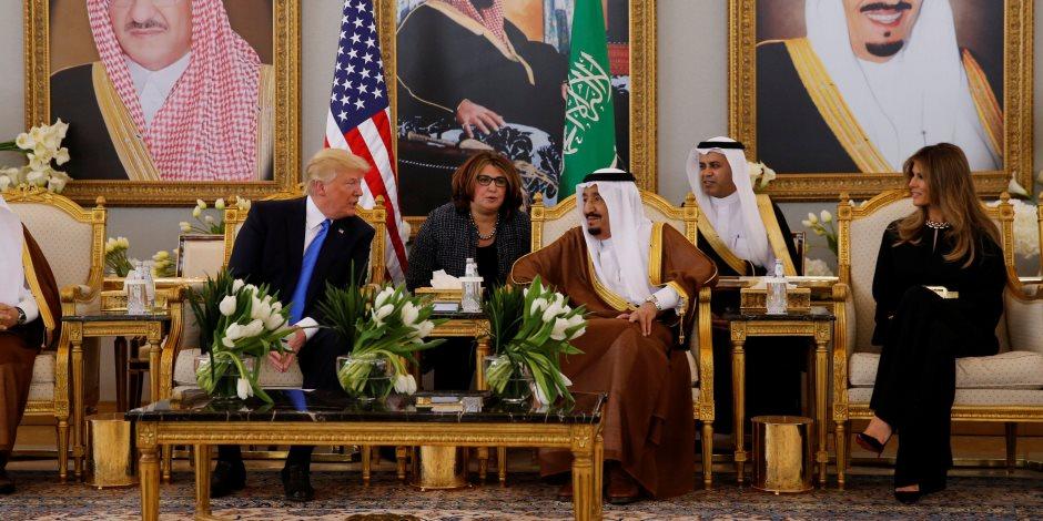 ترامب عن زيارته إلى السعودية: ترحيب لا يصدق في الرياض