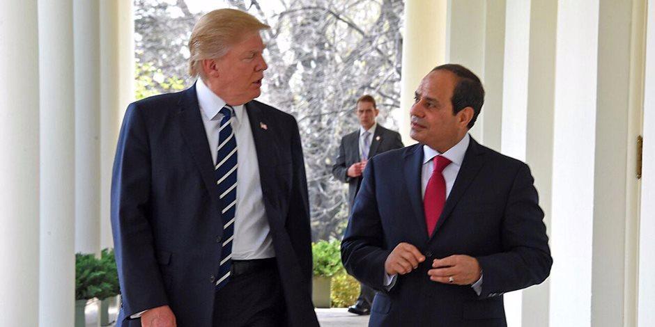 البيت الأبيض كاشفا موعد زيارة السيسي إلى أمريكا: مصر دعامة أساسية للاستقرار الإقليمي