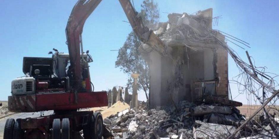 الحكومة: إحالة 5937 حالة مخالفة بناء للنيابة العسكرية