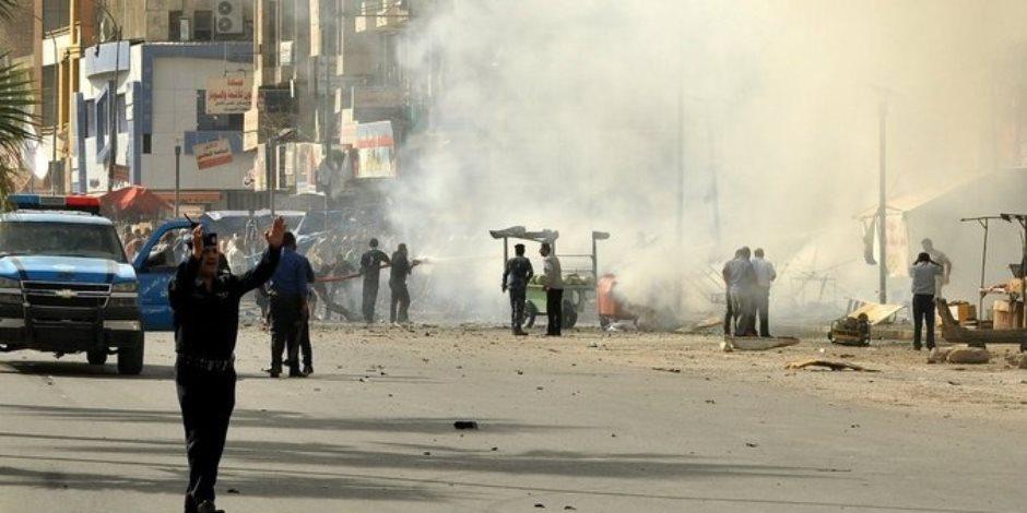 مقتل وإصابة 5 مدنيين فى هجومين منفصلين فى ديالى وبغداد