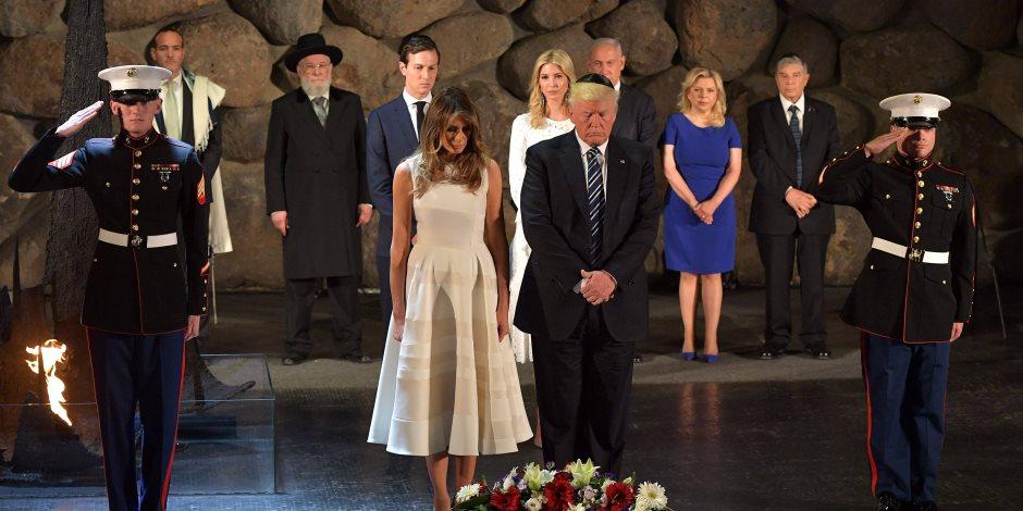 «لن ننساكم»..رسالة ترامب لضحايا محرقة الهولوكوست اليهودية