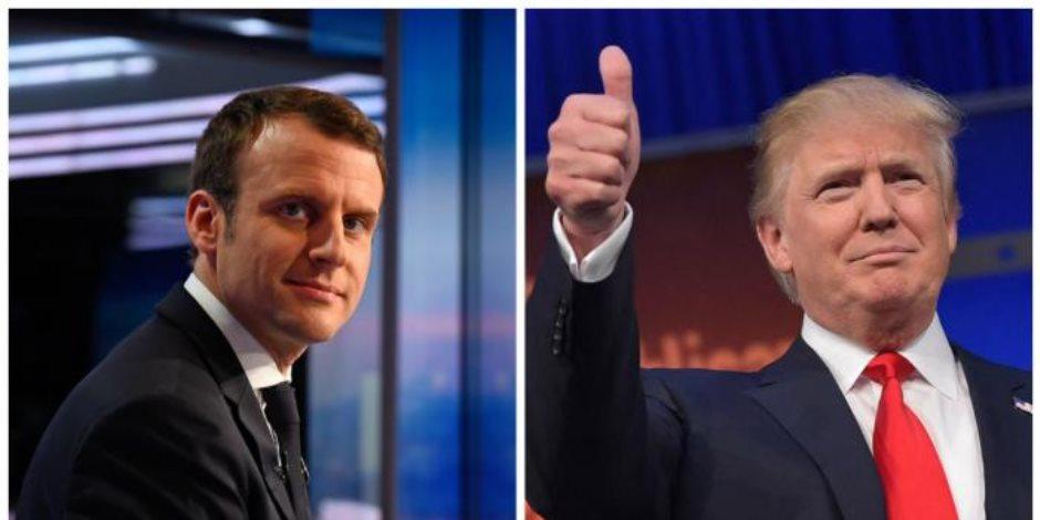 ترامب يكذب ماكرون مجددا: الرئيس الفرنسي حرف تصريحاتي عن إيران