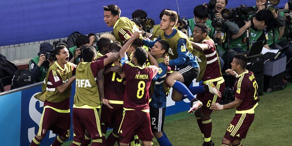 فنزويلا تفوز على المكسيك وألمانيا تتخطى فاناتو بمونديال الشباب