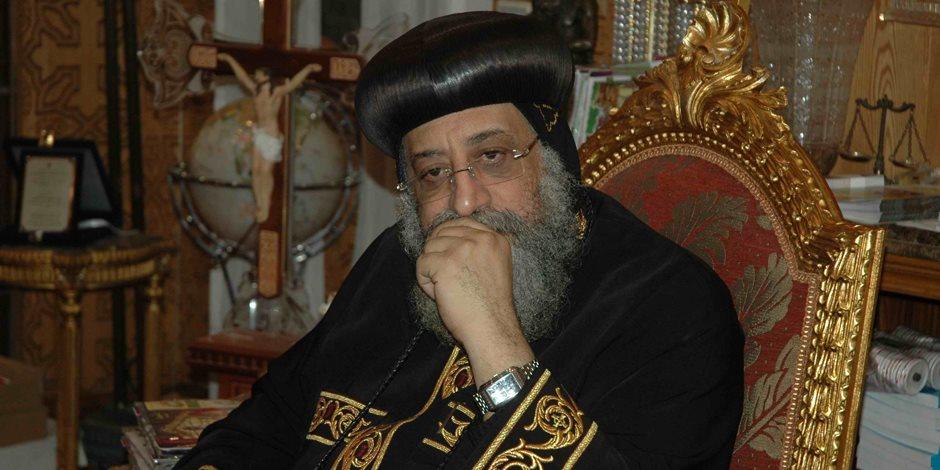 البابا تواضروس ينعى الدكتور رفعت السعيد