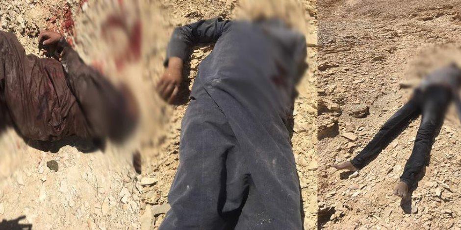 مصرع 9 إرهابيين فى تبادل إطلاق نار مع الشرطة بمدينتى العبور و15 مايو
