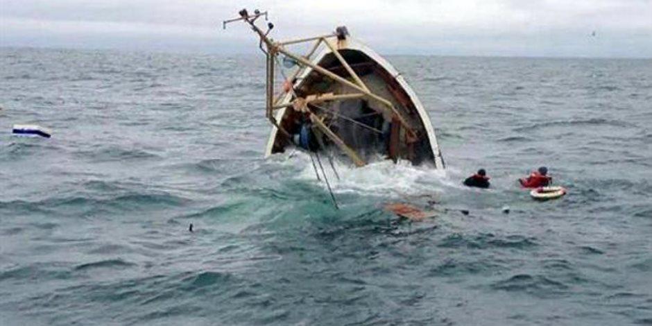 الأحوال الجوية تتسبب في غرق مركب صيد بالإسكندرية.. اعرف التفاصيل