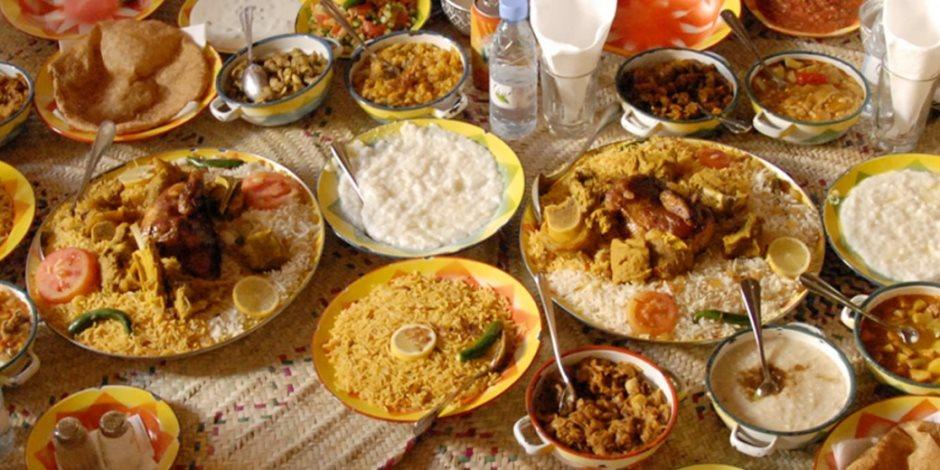 كل كل اللي نفسك فيه وحافظ على صحتك.. تعرف على النسب والكميات السليمة لطعام العيد