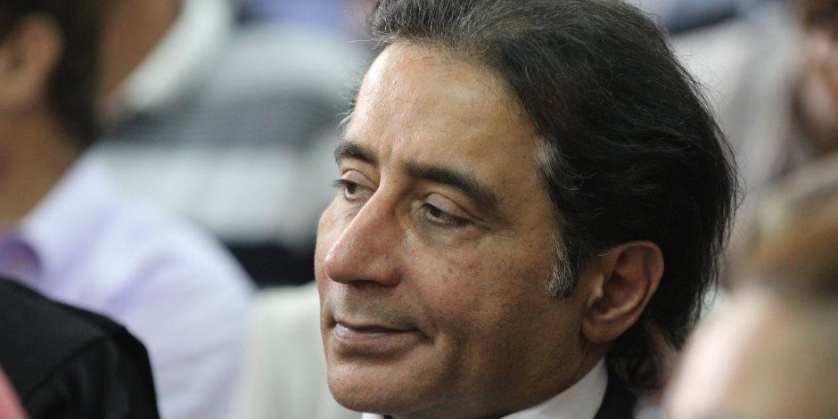 أحمد عز يعود إلى قبة البرلمان بطلب إحاطة