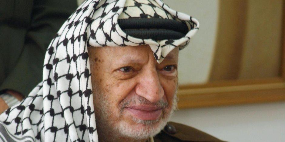 حركة فتح تعتمد شعار إحياء الذكرى الـ13 لاستشهاد ياسر عرفات