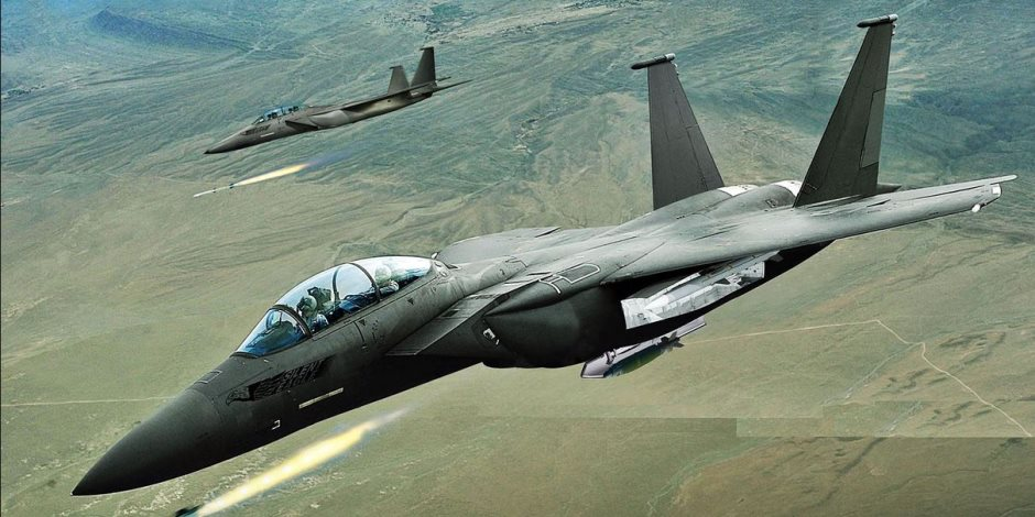 طائرات التحالف الدولي تقصف مواقع عسكرية حكومية شرق سوريا