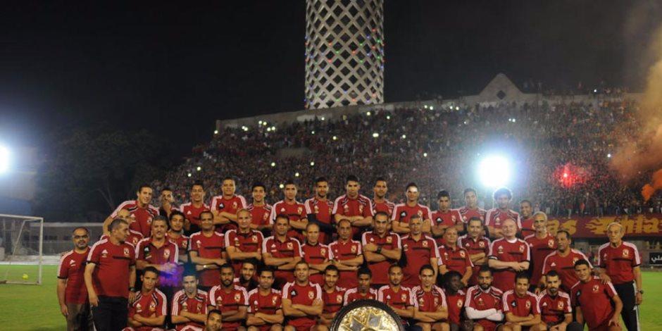 الأهلي يحدد 3 أكتوبر لمباراته مع الوداد المغربي في إياب نصف نهائي دوري أبطال أفريقيا