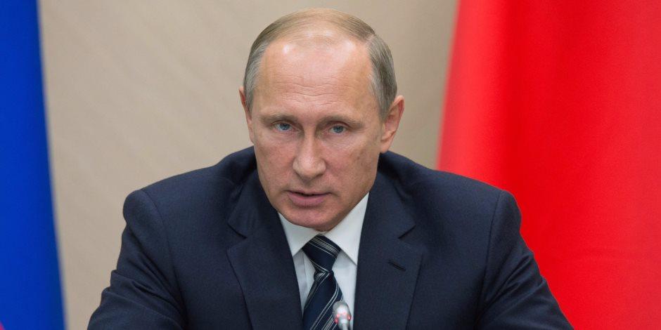 بوتين يحيل لمجلس الدوما بروتوكول اتفاق نشر مجموعات جوية روسية في سوريا