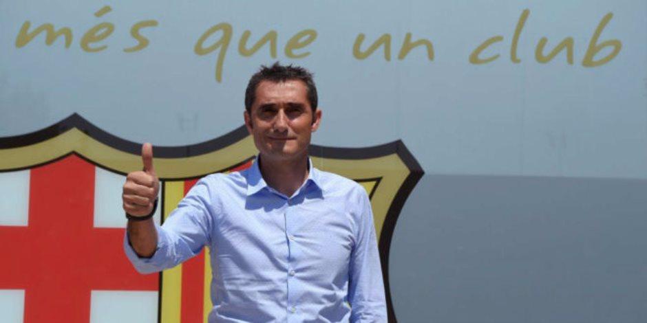 6 تحديات أمام المدرب الجديد لفريق برشلونة