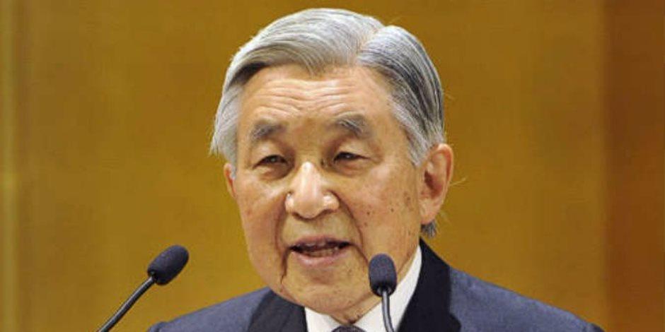 هل تنقضي إمبراطورية اليابان بعد التنازل عن العرش؟