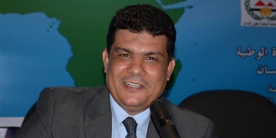 المتحدة الوطنية لحقوق الانسان تكشف مؤامرات تميم وكراهيته لمصر