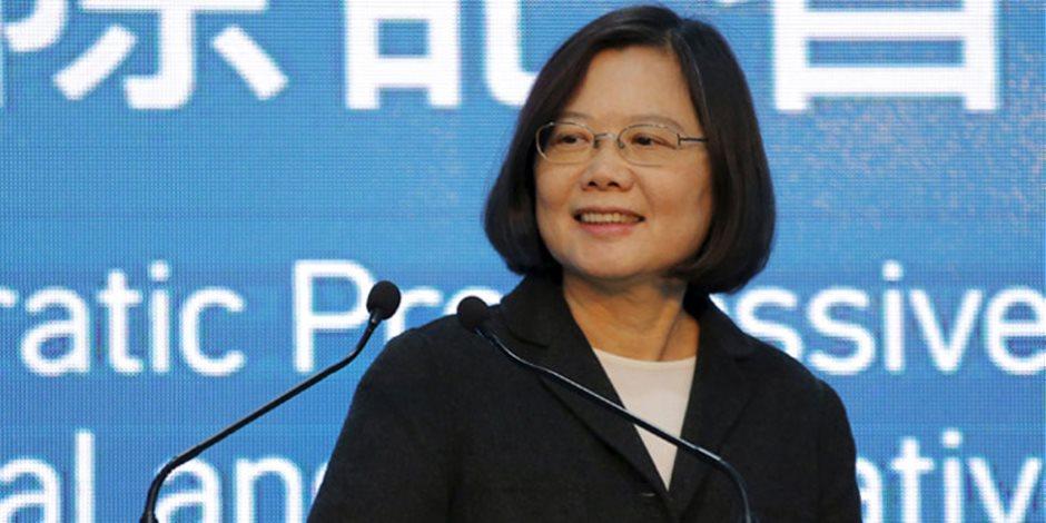 بعد تصاعد التوتر.. رئيسة تايوان تتوقع هجوما من الصين على بلادها