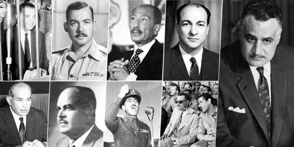 عبدالناصر: عبدالحكيم شخص مدنى لابس عسكرى.. ومعلوماته انتهت سنة 1952