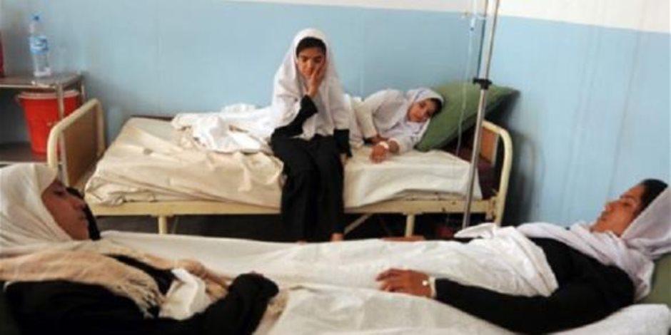 استقبال 89 مصابا بأعراض التسمم الغذائى في مستشفيات القليوبية