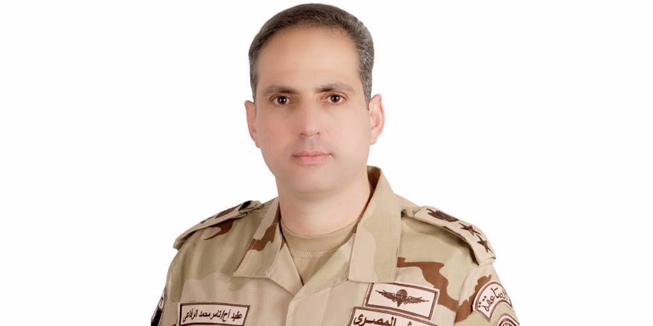 المتحدث العسكري يعلن نتائج جهود اللجنة المصرية لحل الأزمة الليبية