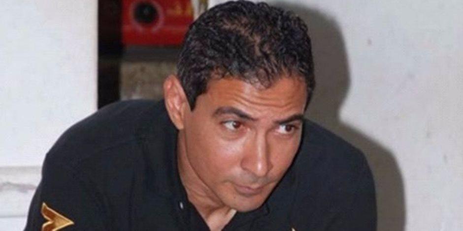 إصابة محمد بركات بفيروس كورونا وخضوعه للعزل المنزلي