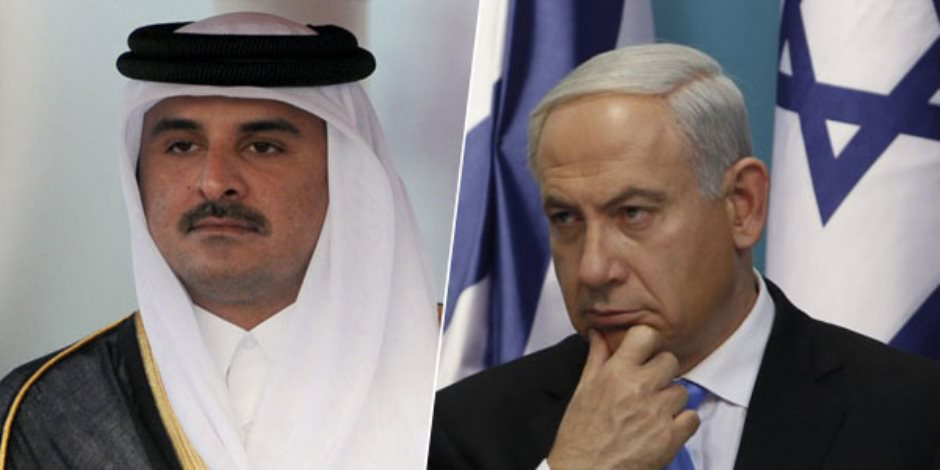 بعد قمة الرياض.. قطر وإسرائيل أيد واحدة ضد العرب