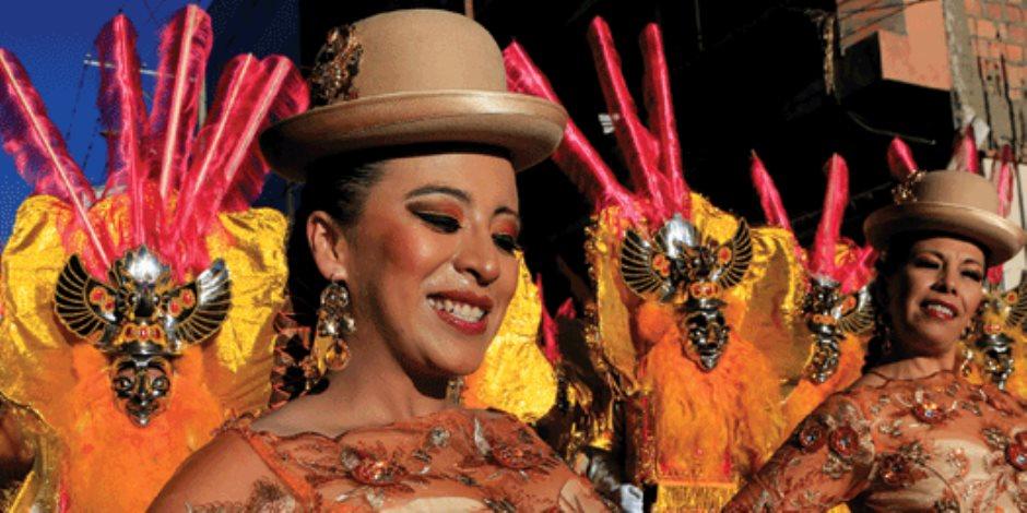 بوليفيا تحتفل بمهرجان «سيد القوى العظمى» وترشحه لقائمة يونسكو للتراث
