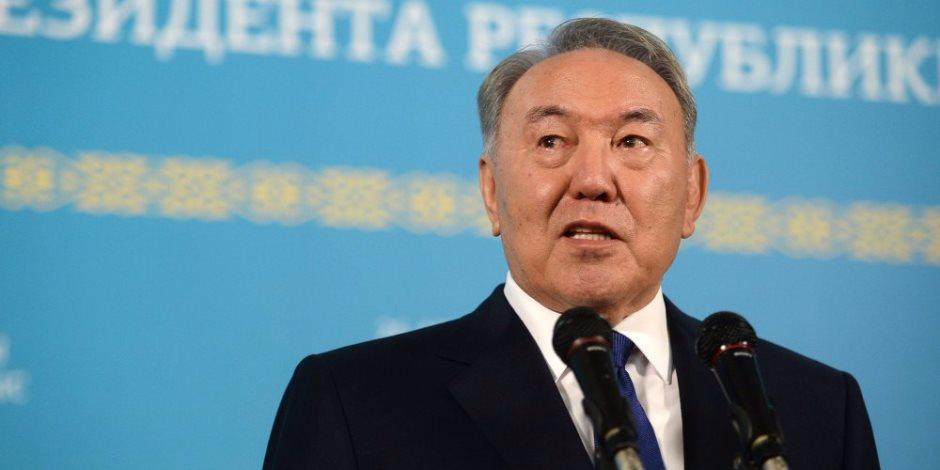 أكتوبر.. وزير الخارجية الروسي يزور كازاخستان بمناسبة مرور 25 عاما على العلاقات بين البلدين