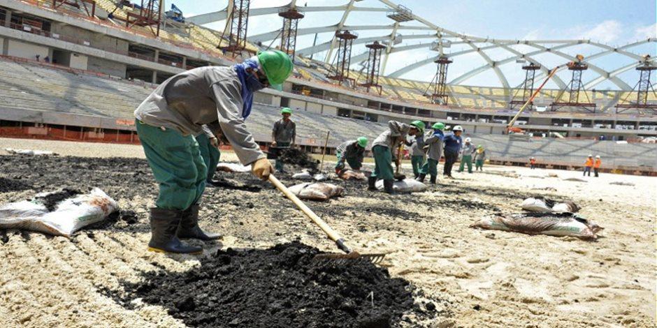 معاناة جديدة للاقتصاد القطري.. انهيار «كبير» في رخص البناء الجديدة