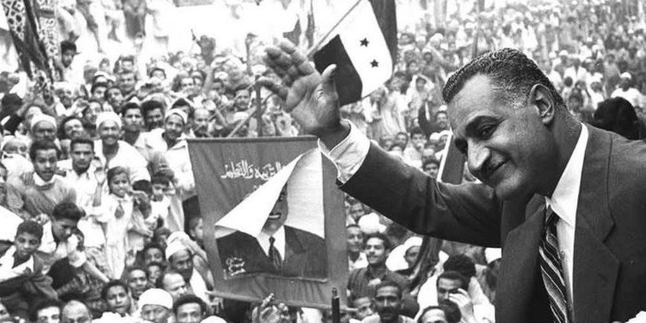 دار الكتب تحيى مئوية جمال عبد الناصر.. الإثنين