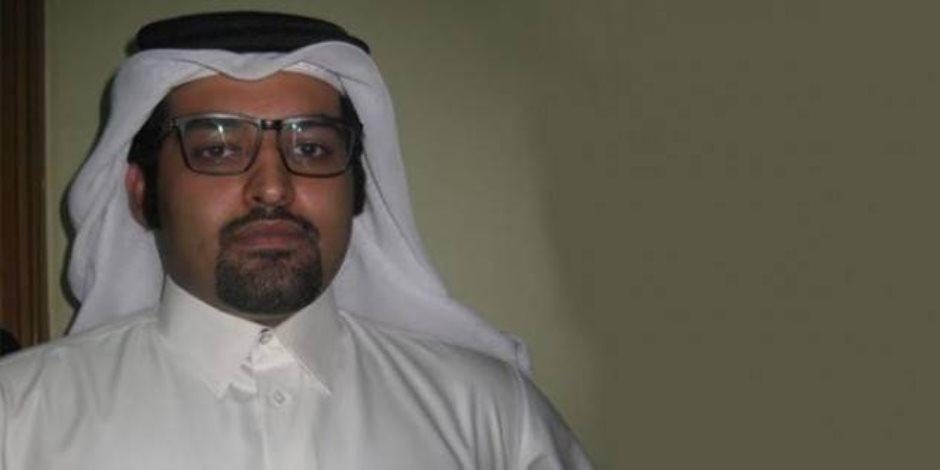 المتحدث باسم المعارضة القطرية يكشف أكاذيب تلفزيون الدوحة ضد السعودية