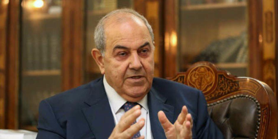 نائب الرئيس العراقي يكشف سبل حل أزمة إقليم كردستان