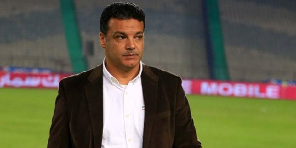 إيهاب جلال يكشف موقفه من رحيل اللاعبين الأجانب بالزمالك