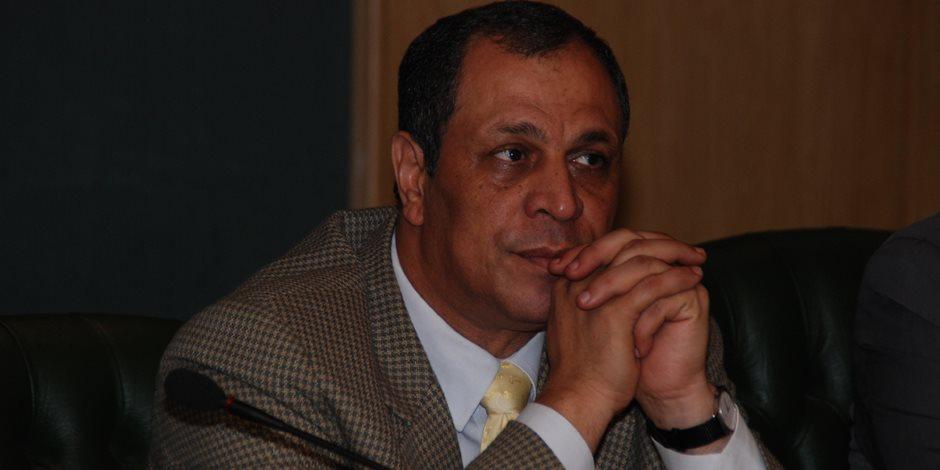 حاتم زكريا: إنشاء أكبر مركز تدريب بنقابة الصحفيين بتمويل من حاكم الشارقة