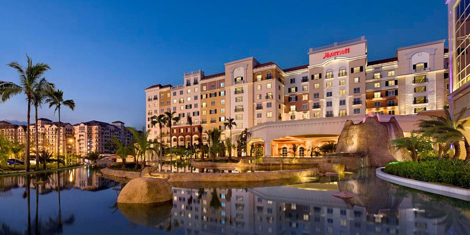 """تعرف على فندق """"ماريوت"""" المملوك للشركة القابضة للسياحة قبل افتتاح اعمال تطويره الخميس المقبل"""