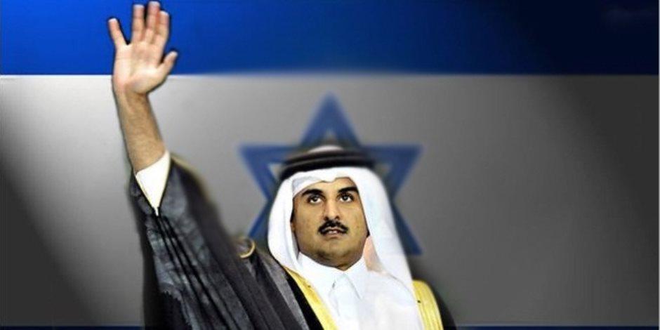 الخائن يعمل قاضي.. قطر والإخوان وصفقة القرن «حبايب»