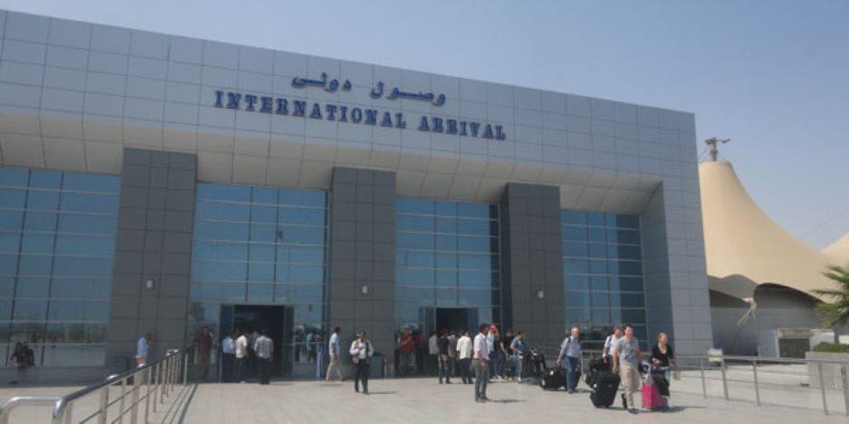 جمارك مطار الغردقة الدولي تضبط محاولة تهريب كمية من الأدوية البشرية