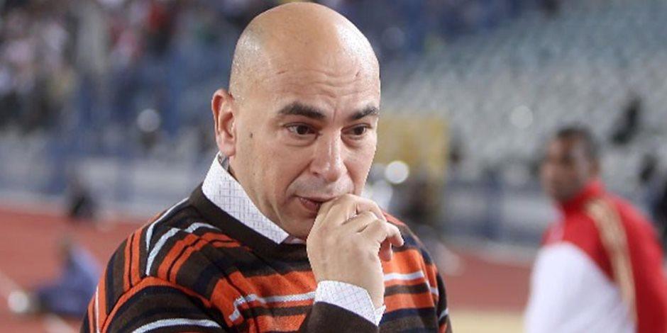 حسام حسن يخوض المباراة المائة مع المصري أمام بتروجيت