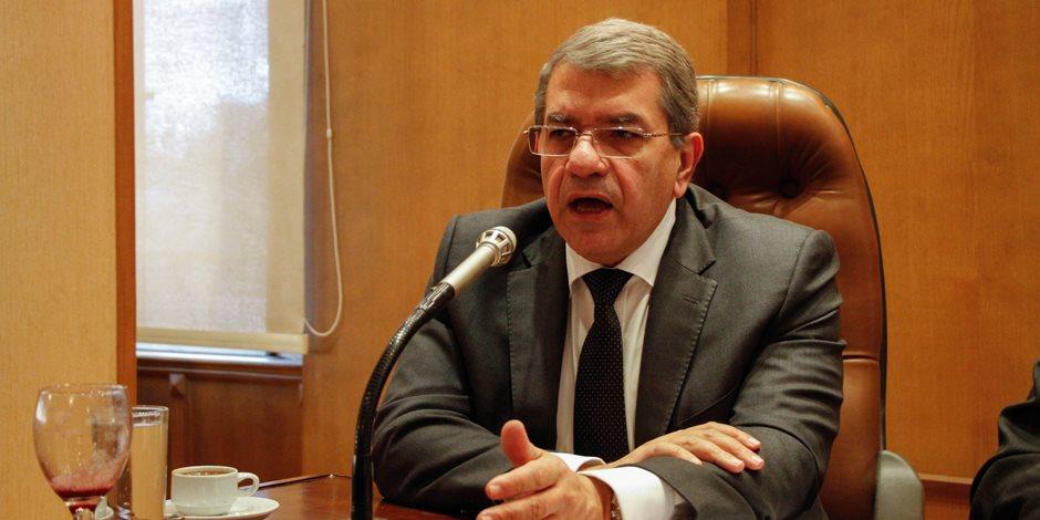 وزير المالية من واشنطن: القيادة المصرية تمنح دعم سياسي لتوفير موارد مالية لتمويل نظام التأمين الصحي الجديد