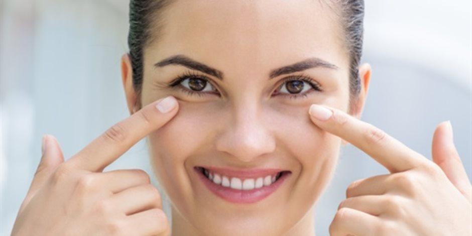 5 نصائح للعناية بالبشرة أسفل العين