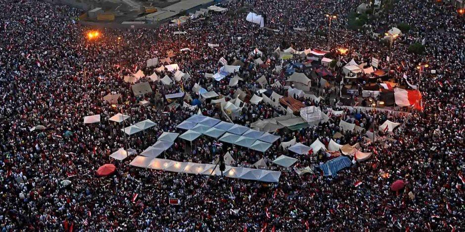 عيش حرية عدالة اجتماعية.. قريبا وثائقى «البوصلة» على القنوات المصرية (فيديو)