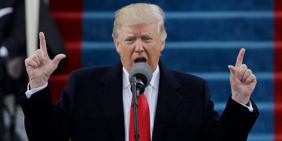 """بعد عام على انتخابه.. لهذه الأسباب اعتمد ترامب شعار """"أمريكا أولاً"""""""