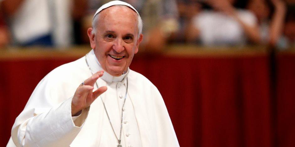«جميعنا في خندق واحد».. بابا الفاتيكان: الإسلام لا علاقة له بالإرهاب