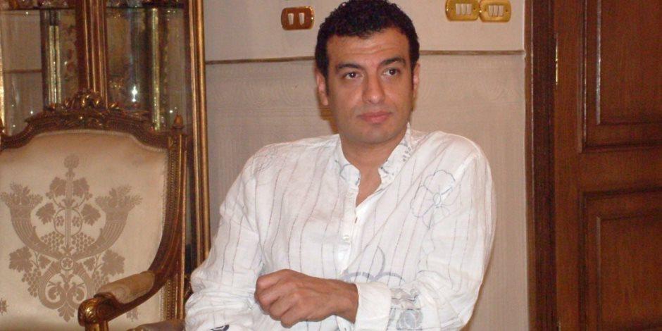 """ايهاب توفيق يتصدر التريند بعد تصريحاته عن اختفائه وتعرضه للمؤامرات """"صور"""""""