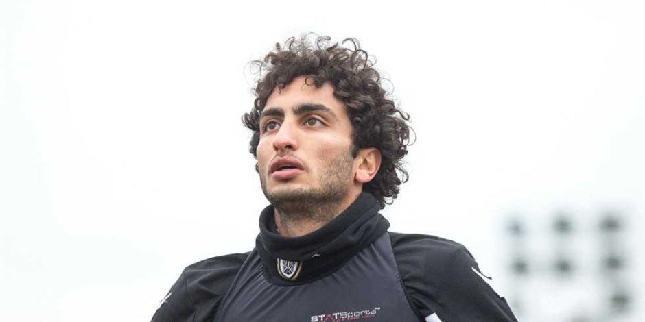 عمرو وردة : أرغب في الرحيل وإدارة النادي تمنعني