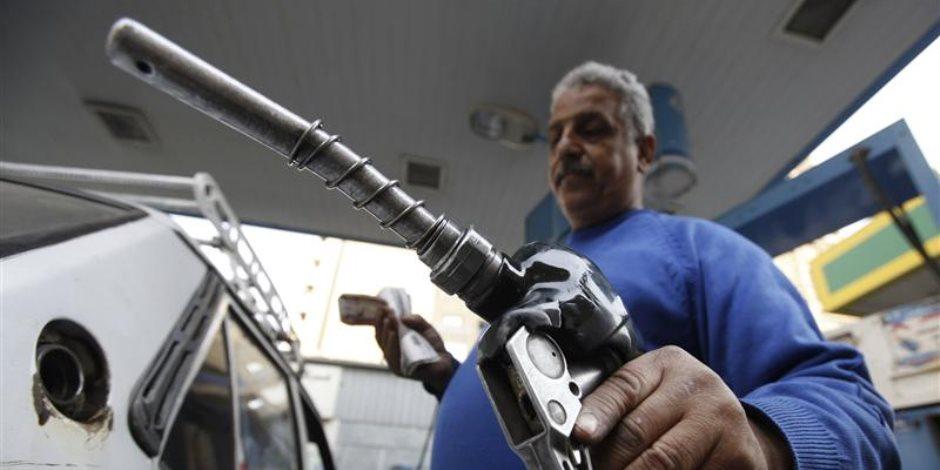 ضبط محطة وقود بإنشاص تعمل بدون ترخيص  و آخرى تبيع بسعر أعلى