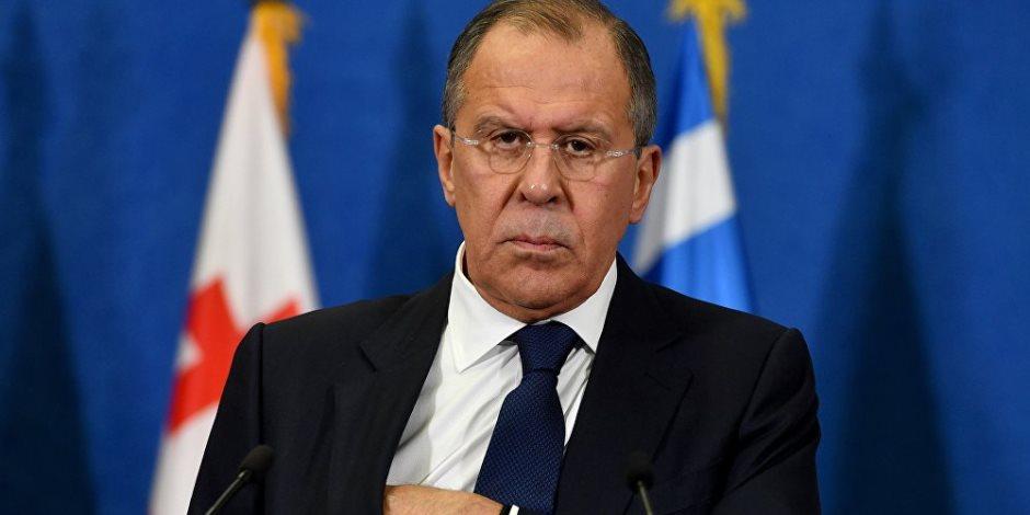 سيرجي لافروف يعلن استعداد روسيا لدعم الاتفاقات الرامية لحل أزمة ليبيا