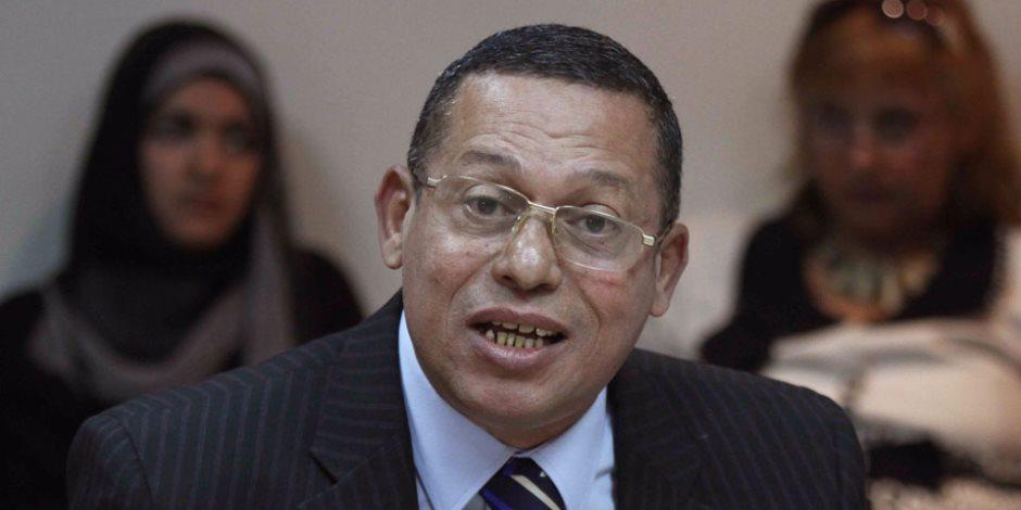"""أيمن سلامة لـ""""صوت الأمة"""": من حق مصر مطالبة أثيوبيا وقف بناء سد النهضة طبقا للقانون الدولي ولا يمكن لأي دولة في اتفاقية سد النهضة اللجوء لمجلس الأمن أو التحكيم الدولي"""