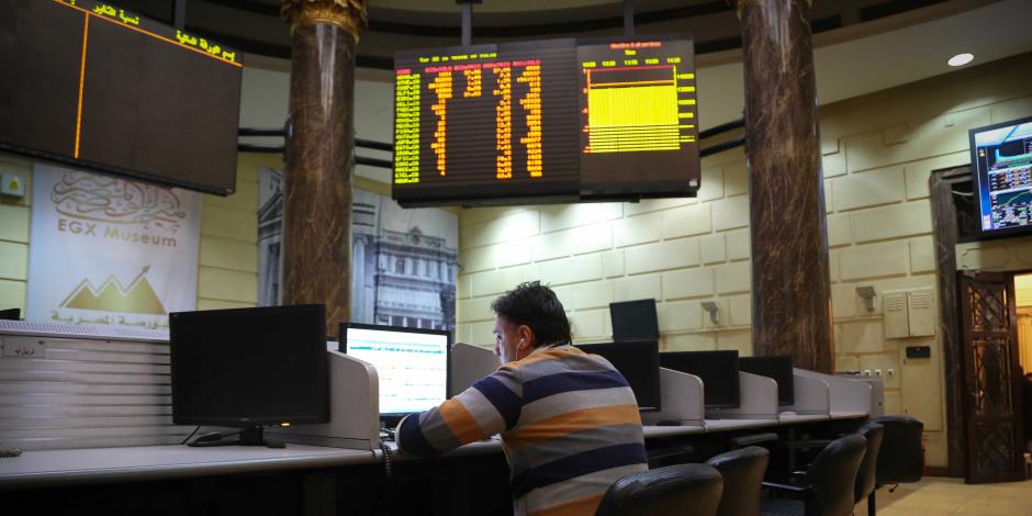 صعود مؤشرات البورصة بمستهل الأسبوع على خلفية ارتفاع أسعار النفط