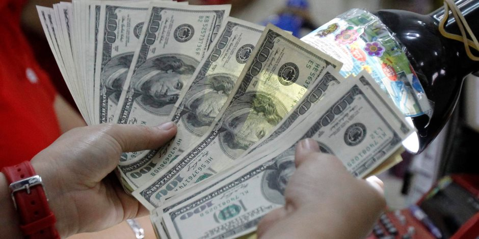 سعر الدولار اليوم الأحد 9/7/2017 في البنوك